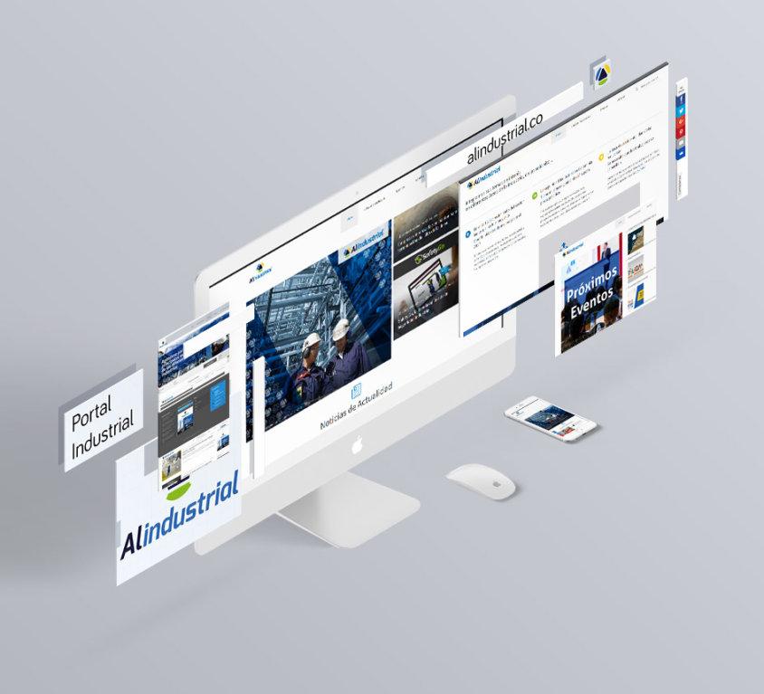 Alindustrial – web – marca