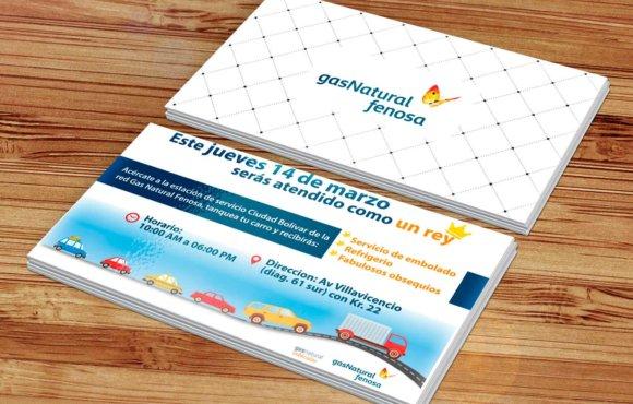 Gas Natural – Campañas de fidelización – publicidad – producción