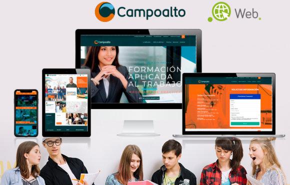 Campoalto Portal web